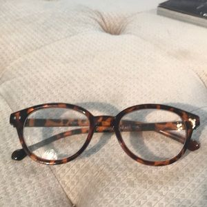 Accessories - Brown tortoise shell readers